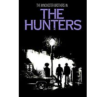 The Hunters (Supernatural & The Exorcist) Photographic Print