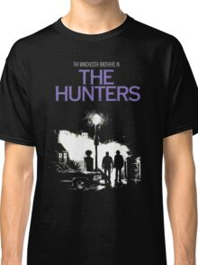 The Hunters (Supernatural & The Exorcist) Classic T-Shirt