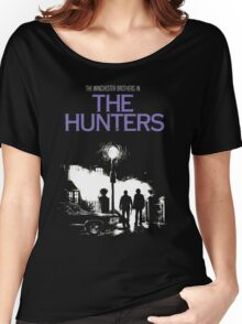 The Hunters (Supernatural & The Exorcist) Women's Relaxed Fit T-Shirt