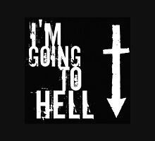 The Pretty Reckless I'm Going To Hell  Unisex T-Shirt