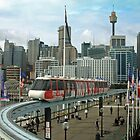 Sydney Monorail by Property & Construction Photography