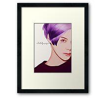 Taemin - View Framed Print
