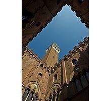 Torre del Mangia Photographic Print