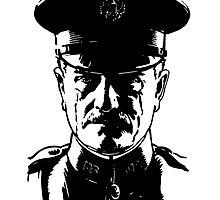 General John Pershing by warishellstore