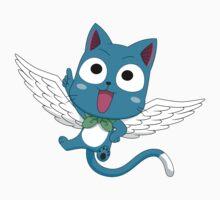 Happy fly wings by VirtualMan