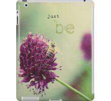 just be iPad Case/Skin