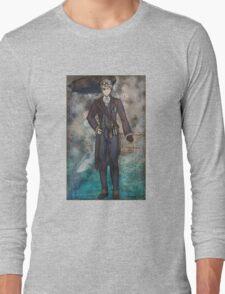 Steampunk America Long Sleeve T-Shirt
