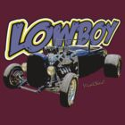 Lowboy T-Shirt by ChasSinklier