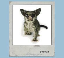 Possum Polaroid Baby Tee