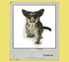 Possum Polaroid Kids Tee