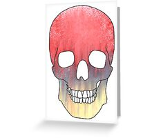 Skull 29 Greeting Card