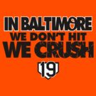 "VICTRS ""Baltimore Crush"" by Victorious"