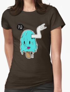 I-scream Womens Fitted T-Shirt