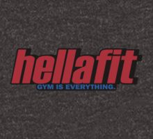 Hellafit (Large Print) by Levantar