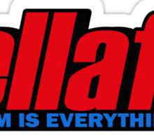 Hellafit (Large Print) Sticker