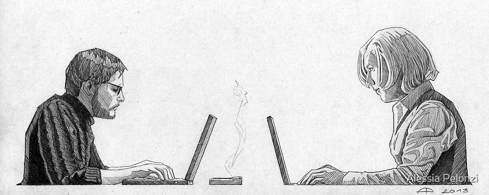 The Fifth Estate by Alessia Pelonzi