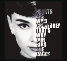 Audrey Hepburn  by rosiojh