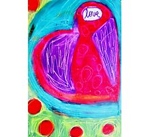 I Give You My Heart ♥ Photographic Print