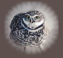 Burrowing Owl Baby Tee