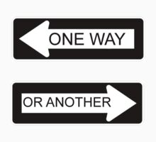 One Way Or Another by Shannon Horton