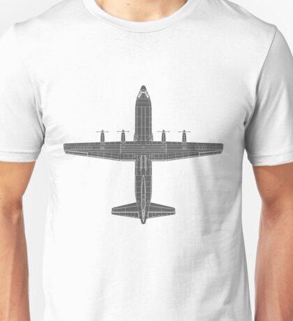 Lockheed C-130 Hercules Unisex T-Shirt