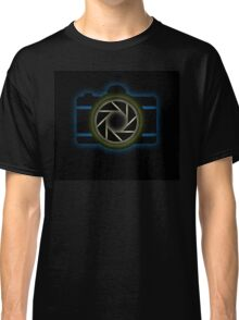 Glowing camera  Classic T-Shirt