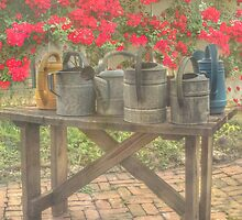 A Treasured Garden by Marilyn Cornwell
