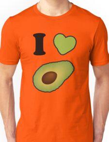I <3 Avocado Unisex T-Shirt