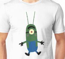 Despicable Plankton Unisex T-Shirt