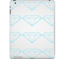 Diamonds are a Girl's Bestfriend iPad Case/Skin