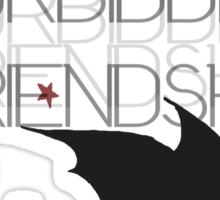 HTTYD- Forbidden Friendship Sticker