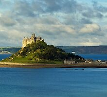 St Michael's Mount, Cornwall by SusanAdey