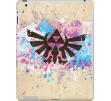 Triforce Emblem Splash iPad Case/Skin