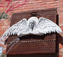 Angel of the Alley by Liz Gross by lizgross88