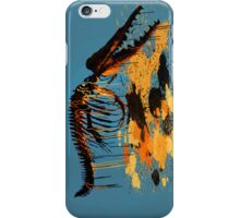 Drip Dry DinoWhale iPhone Case/Skin