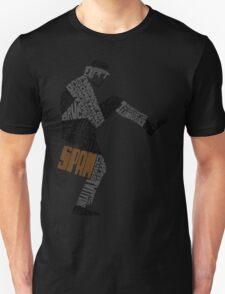 Briefcase Full of Spam (light bkgd) Unisex T-Shirt