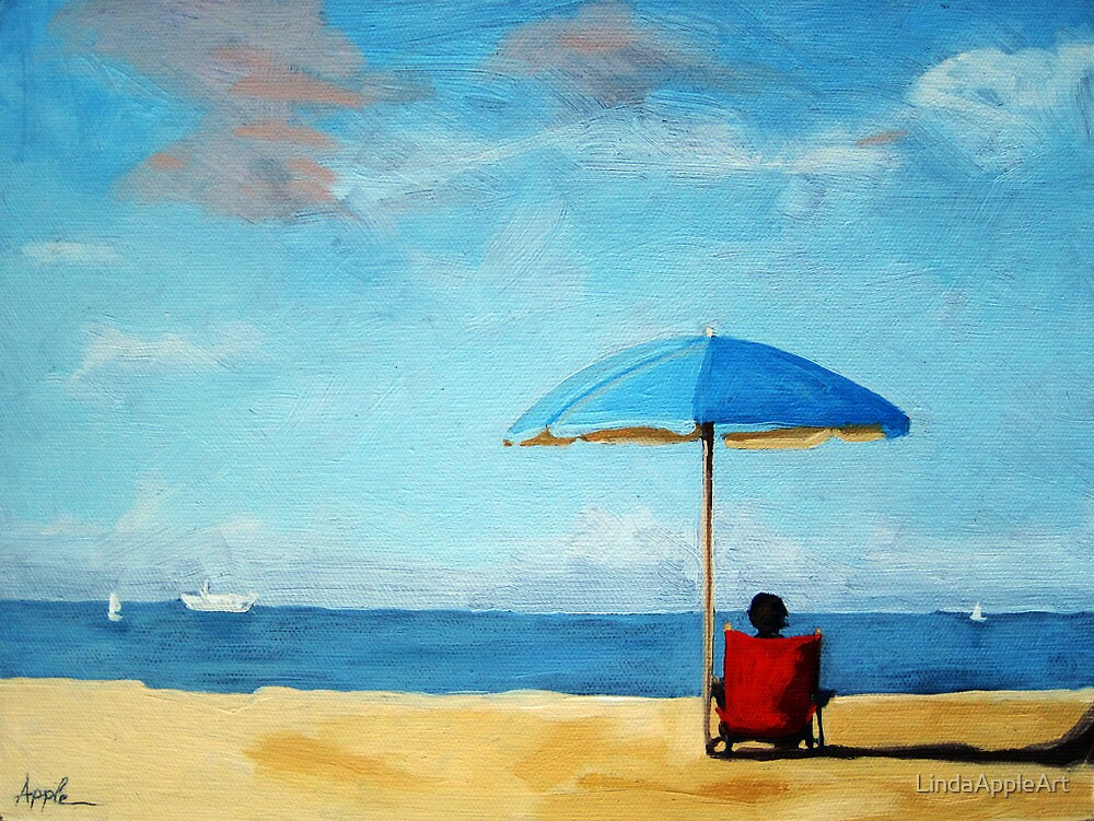 Quot Special Moments Beach Scene Original Oil Painting Quot By