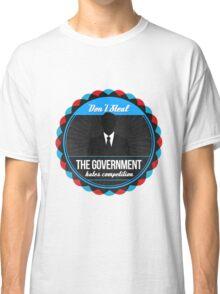Don't Steal Postcar Classic T-Shirt