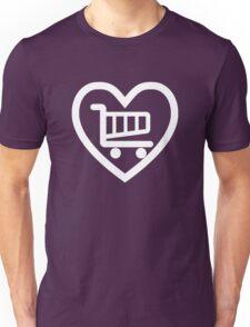 Love Shopping Unisex T-Shirt