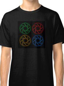 Glowing aperture Classic T-Shirt