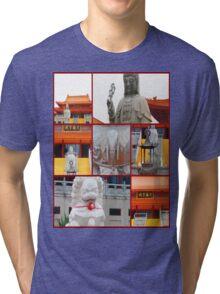 Melbourne temple Tri-blend T-Shirt