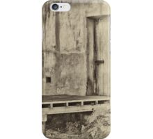 Memories of the past iPhone Case/Skin
