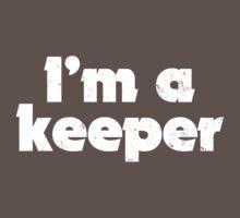 I'm a keeper One Piece - Short Sleeve