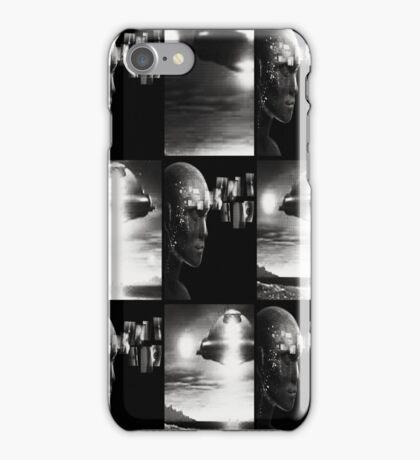 UFO and ESP iPhone Case/Skin