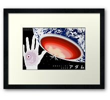 Angel 01: Adam Framed Print