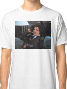 Elaine Smoking a Cigar Classic T-Shirt