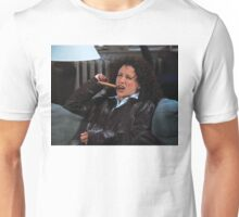 Elaine Smoking a Cigar Unisex T-Shirt