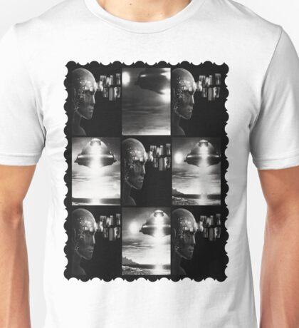 UFO and ESP Unisex T-Shirt