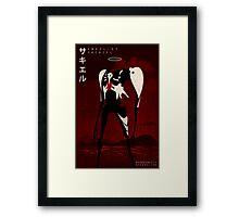 Angel 03: Sachiel Framed Print
