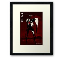 Angel 03: Sachiel Framed Print